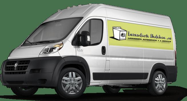 furgoneta-lavandería-badalona